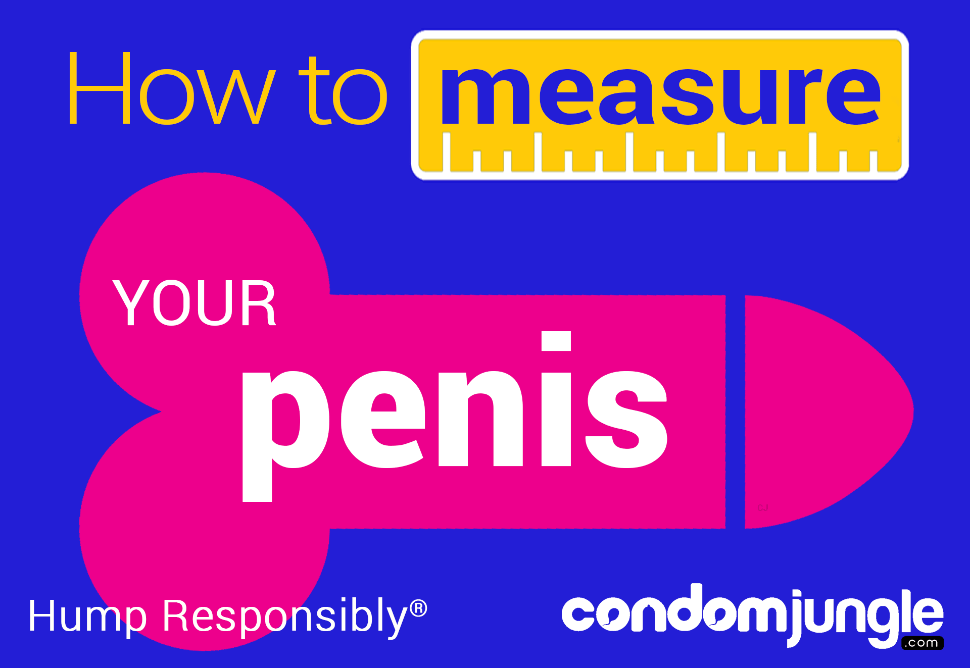 How to measure your penis size step by step guide