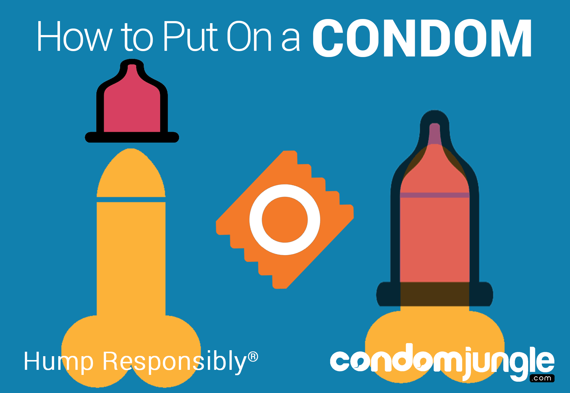 How to Put on a Condom: Techniques for Doing it Right