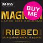 Magnum Ribbed