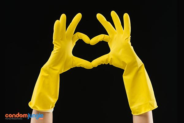 Funny Condom Slogans - No Glove, No Love