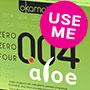 Okamoto Zero Zero 004 Aloe Condom