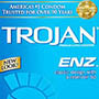 Trojan ENZ Condom