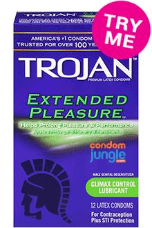 Trojan Extended Pleasure