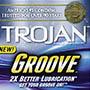 Trojan Groove Condom
