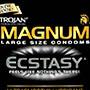 Trojan Magnum Ecstasy Condom