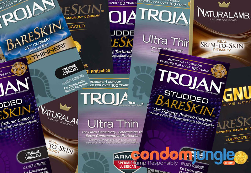 Trojan Ultra Thin Condoms: Thinner is Better