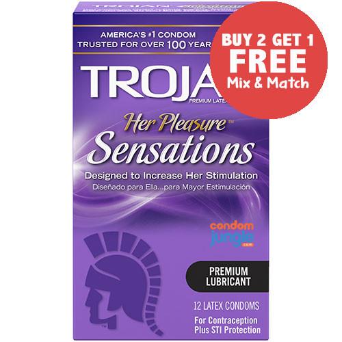 Trojan Her Pleasure
