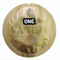 A front side image of a single ONE Vanish Hyperthin Condom.