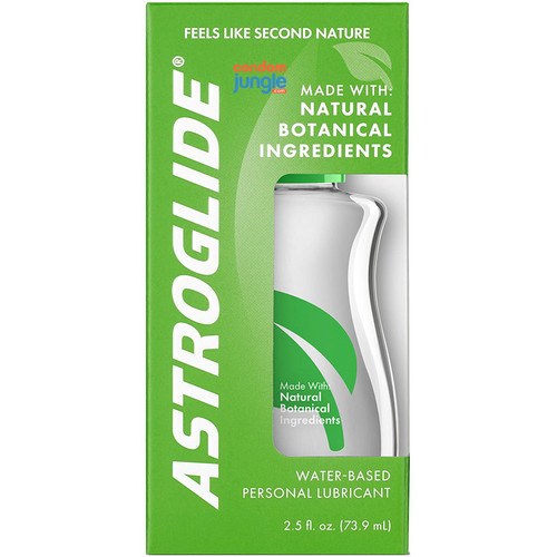 Astroglide Natural Liquid - Box - Front