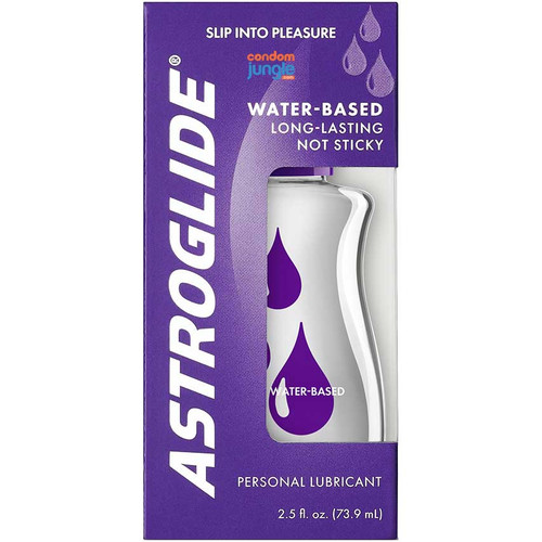 Astroglide Liquid - Box - Front