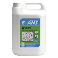 Q'det™ Unperfumed Liquid Detergent
