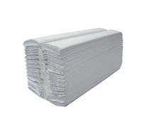 C Fold Luxury White Towels 2Ply (Case 2355 Towels)