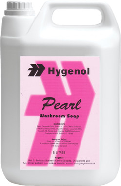 Pink Pear Washroom Cleaner