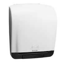Katrin Inclusive System Towel Dispenser - White 90045