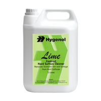 Lime Contract Hard Surface Cleaner 1 x 5Ltr