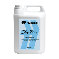 Sky Blue Window & Stainless Steel Cleaner 1 x 5Ltr