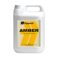 Amber Fast Strip Floor Polish Remover 5L