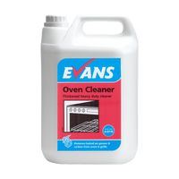 Oven & Grill Cleaner 1 x 5Ltr