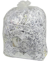 "Heavy Duty Clear Sacks 200 Case (18"" x 29"" x 39"")"