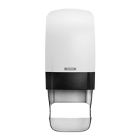 Katrin Inclusive System Toilet Dispenser With Core Catcher - White 90144