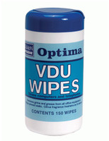 Telephone and Vdu Wipes (Sanitising) 150 Wipes