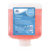 Refresh Rose Foam (Deb Rose Foam Wash) 6 x 1L (RFW1L)
