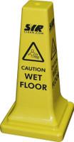 Wet Floor Caution Sign Cone