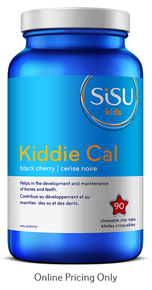 Sisu Kiddie Cal Black Cherry 90tabs