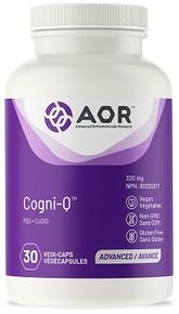 AOR Cogni-Q 320mg 30vcaps