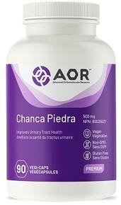AOR Chanca-Piedra 500mg 90vcaps