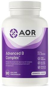 AOR Advanced B Complex 90vcaps