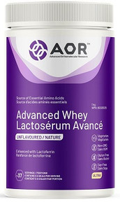 AOR Advanced Whey Protein Unflavoured 1kg