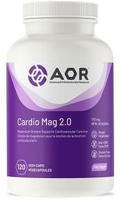 AOR Cardio Mag 2.0 770mg 120vcaps