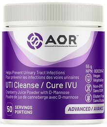 AOR UTI Cleanse with Cranberry 55g