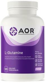 AOR L-Glutamine 750mg 120caps