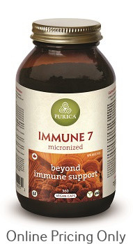 Purica Immune 7 360vcaps