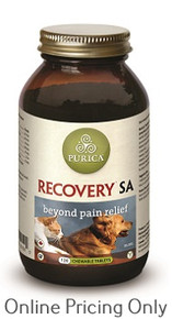 PURICA RECOVERY SMALL ANIMAL CHEWABLE 120tabs