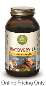 Purica Recovery Small Animal Chewable Extra Strength 120tabs
