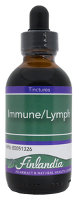 Finlandia Immune Lymph Herbal Formula 50ml
