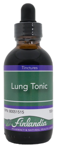 Finlandia Lung Tonic Herbal Formula