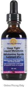 NATURES HARMONY SLEEP TIGHT MELATONIN 50ml