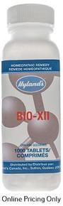 Hylands BIOXII 1000tabs