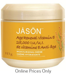 Jason Vitamin E Creme 25000IU 113g