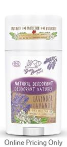 Green Beaver Lavender Deodorant 50g