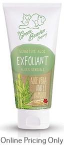 Green Beaver Sensitive Aloe Exfoliant 60ml