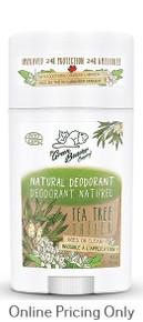 Green Beaver Sport 24 Deodorant Tea Tree 50g