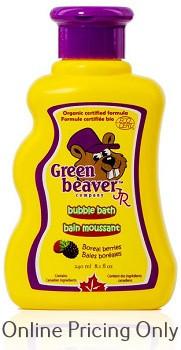 Green Beaver Junior Bubble Bath 240ml
