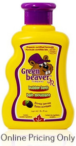 Green Beaver Junior Bubble Bath 240ml