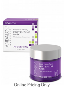 Andalou Naturals Enzyme Mask Bio Active 50ml