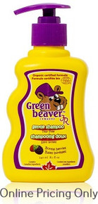 Green Beaver Junior Gentle Shampoo 240ml